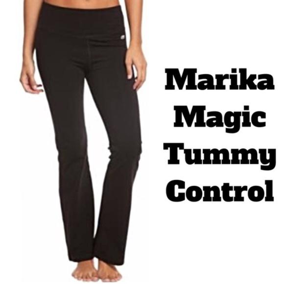 save up to 60% large assortment various design Marika magic yoga pants